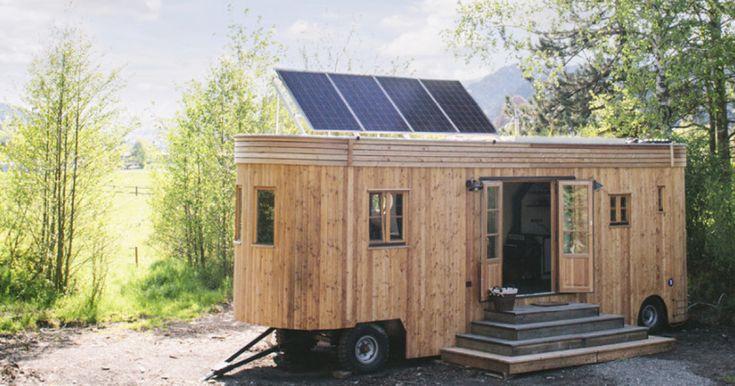 Des maisons écologiques qui vont vous réconcilier avec le développement durable