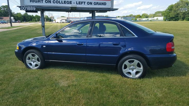 Car brand auctioned:Audi A4 Quattro 2001 Car model audi a 4 quattro 2.8 5 speed only 94 000 miles runs drives 100