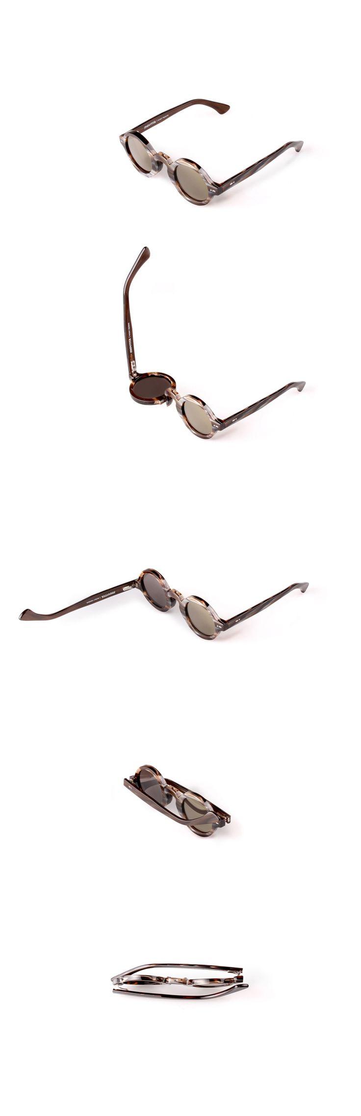 Movitra 215 - Corno scuro con lente flash bronze #sunglasses #movitra #movitraspectacles #spectacles #glasses #eyewear