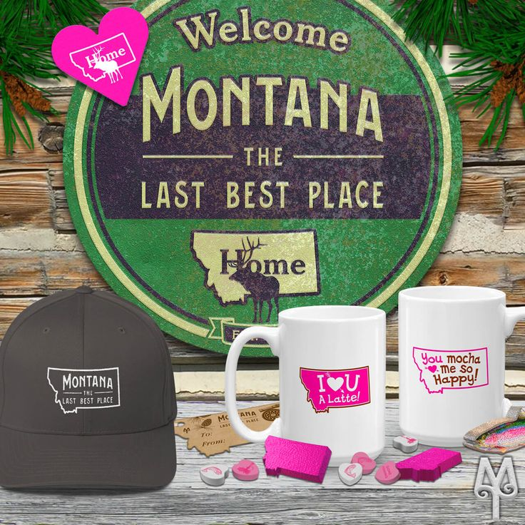Valentine's Day is coming up. If you know someone who loves Montana and or fly fishing, then you'll probably find a nice gift for them on the Montana Treasures web site. Shop for 'Montana, I Love You A Latte' coffee mugs today! :)