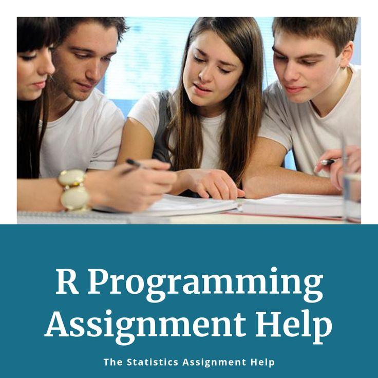 R homework help