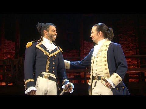 Meet The Teacher Who Is More Or Less Responsible For Hamilton