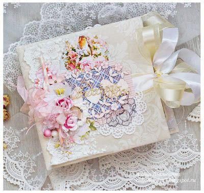 C.h.e.a.p.-art: Вдохновение от ДК. Алена Шатохина: свадебный альбом