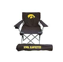 NCAA Iowa Hawkeyes Tailgating Chair