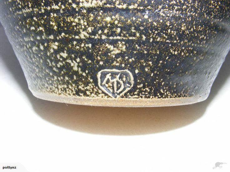 Stunning Early Mirek Smisek Salt Glaze Coffee Pot   Trade Me