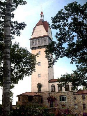 Heublein Tower at Talcott Mountain