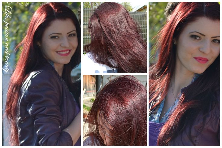 Life, passion and beauty: Review - Loreal Feria Preference P37 - Pure Plum