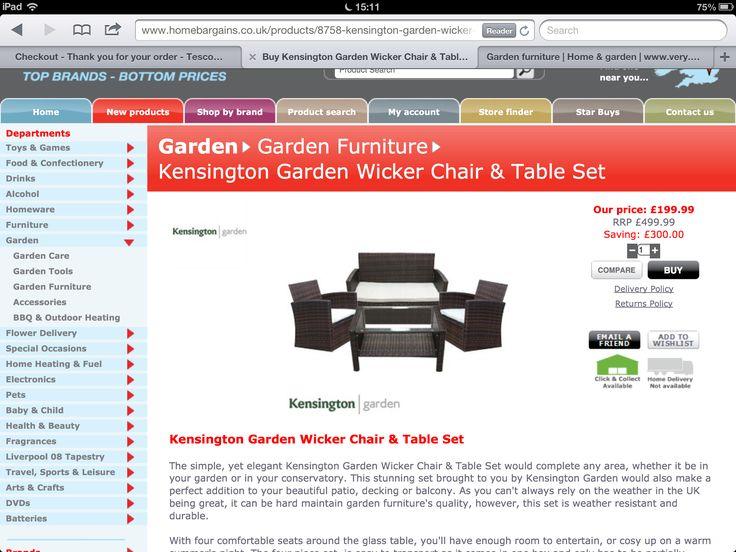 Home bargain