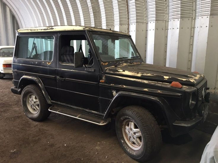 eBay: mercedes benz g wagen g wagon 3 door swb 300gd 300 gd diesel project restoration #classiccars #cars