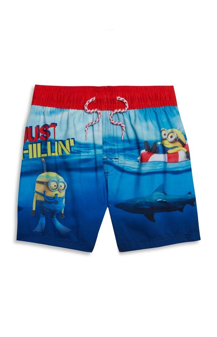Primark - �Minions� Shorts (kleine Jungen)