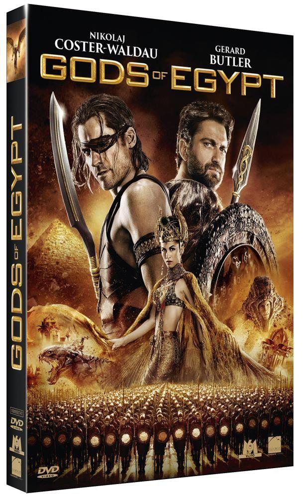Gods Of Egypt Francia Dvd Egypt Gods Dvd Francia Gods Of Egypt Movie Gods Of Egypt Egypt Movie