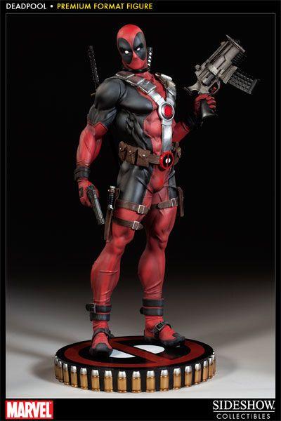 Sideshow Collectibles - Deadpool Premium Format Figure