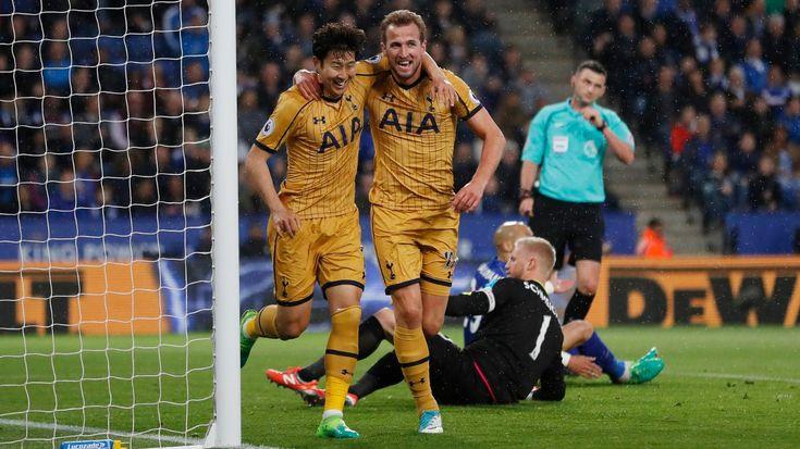 Cuplikan Gol Leicester City vs Tottenham Hotspur, 18 Mei 2017