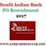 South Indian Bank Probationary Clerk #Recruitment 2018