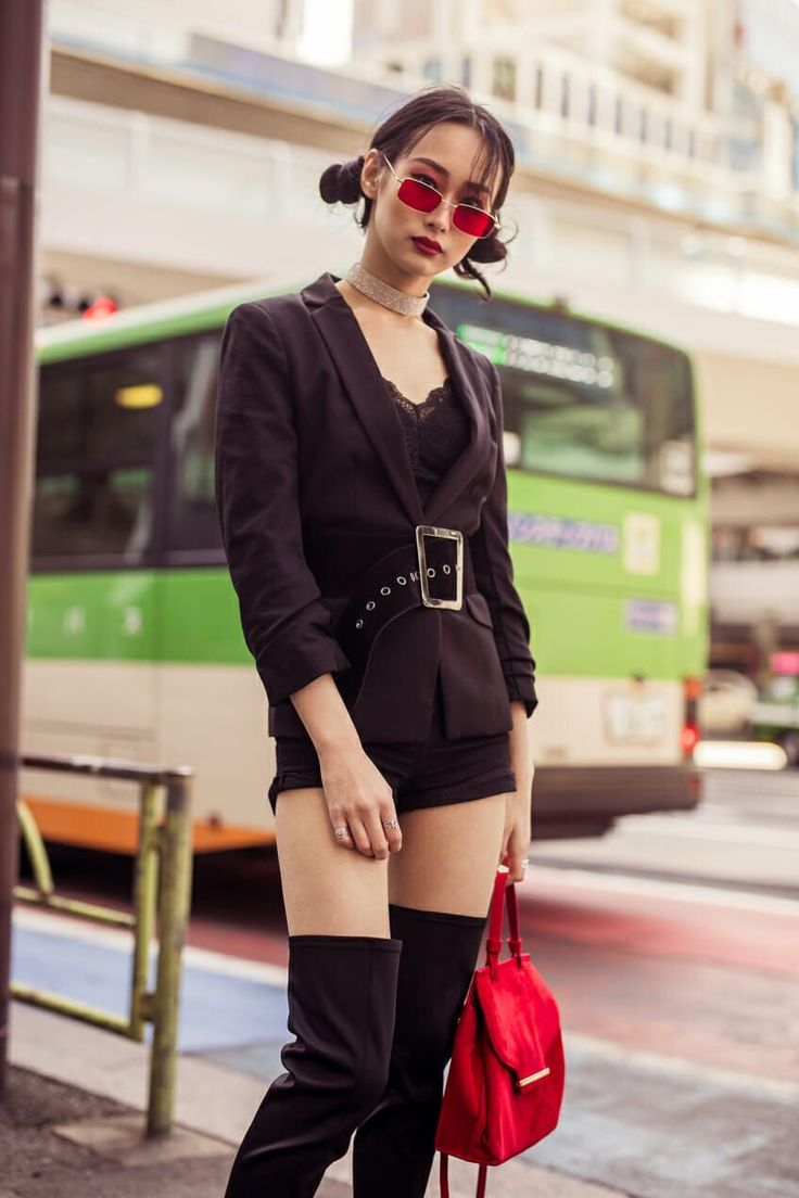 The Best Street Style Looks From Tokyo Fashion Week