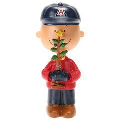 Arizona Wildcats Charlie Brown Holding Tree Figurine