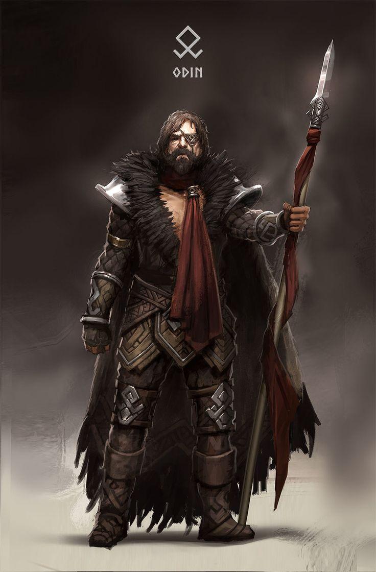 2259 best Norse Gods & Goddesses images on Pinterest ...