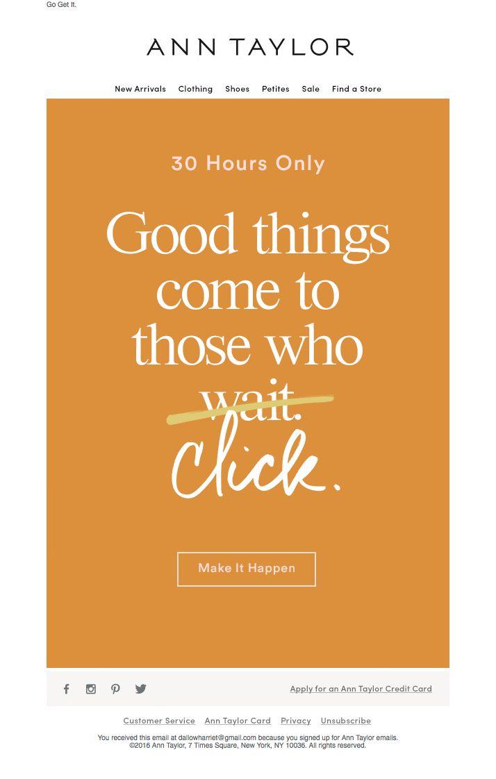 Świetny sposób na szybką interakcję od Klienta. Świetny przekaz i ciekawy gif >>