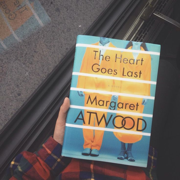 The Heart Goes Last by Margaret Atwood (McClelland and Stewart) #CanLit