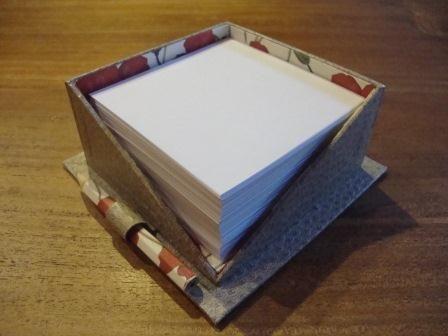 17 meilleures id es propos de cartonnage sur pinterest - Telecharger un bloc note pour le bureau ...