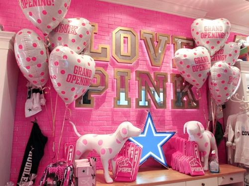 pink, Victoria's Secret, and love pink-bild