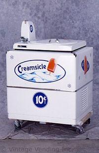 Vendo Dairy-Vend Ice Cream Vending Machine