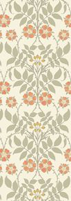 Trustworth Studios Wallpapers represent some of the best of the English Arts and Crafts Movement. They rely heavily on the designs of CFA Voysey and are reproduced from our own period documents and those in private collections. The patterns are produced both by the hand silk screening process and the new digital technology. Most patterns are produced in true document scale and color. Our digital technology allows some patterns to be scaled to suit a client's requirements. Some really…