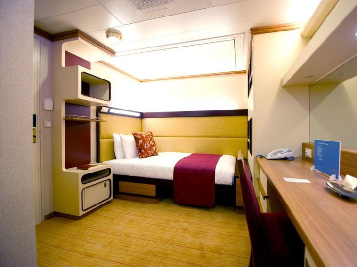 Awesome Cruise Ship Cabins For Solo Travelers