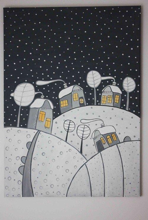 Chumelí se, sněží!