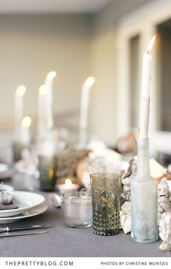 Table decor | Gather friends and family around this Christmas season | Photography by Christine Meintjies