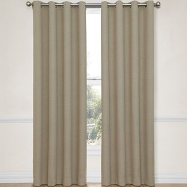 Eclipse™ Boden Grommet-Top Blackout Curtain Panel with Thermaweave - JCPenney