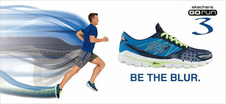 Skechers GoRun 3. La nueva versión del calzado minimalista...