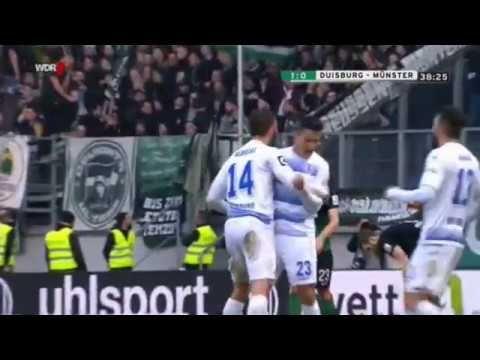 MSV Duisburg vs Preußen Münster - http://www.footballreplay.net/football/2017/02/12/msv-duisburg-vs-preusen-munster/