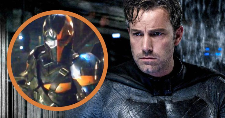 Deathstroke Is the Main Villain in Ben Affleck's Batman Movie -- Shortly after Ben Affleck revealed Deathstroke in a new video, a report claims he will be the main villain in the stand alone Batman movie. -- http://movieweb.com/batman-movie-deathstroke-main-villain-ben-affleck/