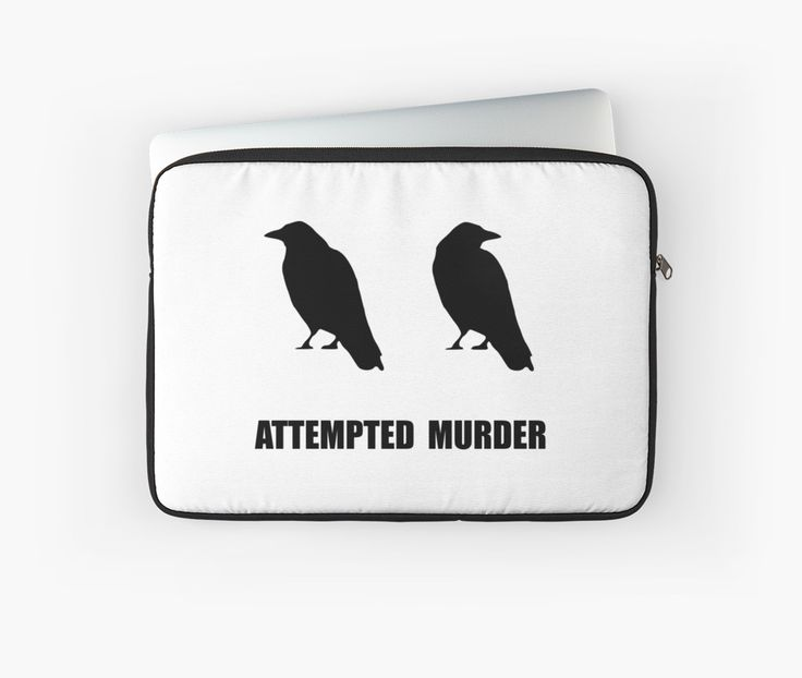 Attempted Murder Of Crows by TheBestStore
