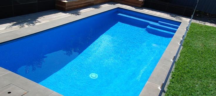 Madeira By Narellan Pools: Bluestone Pool Coping