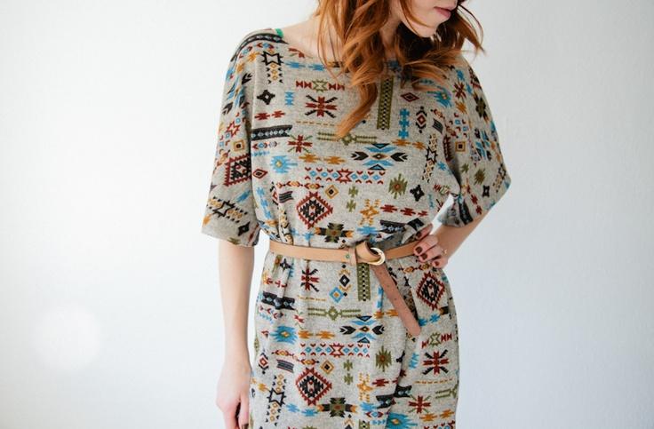 Vanilla & Lace | Aztec tunic - Limited edition