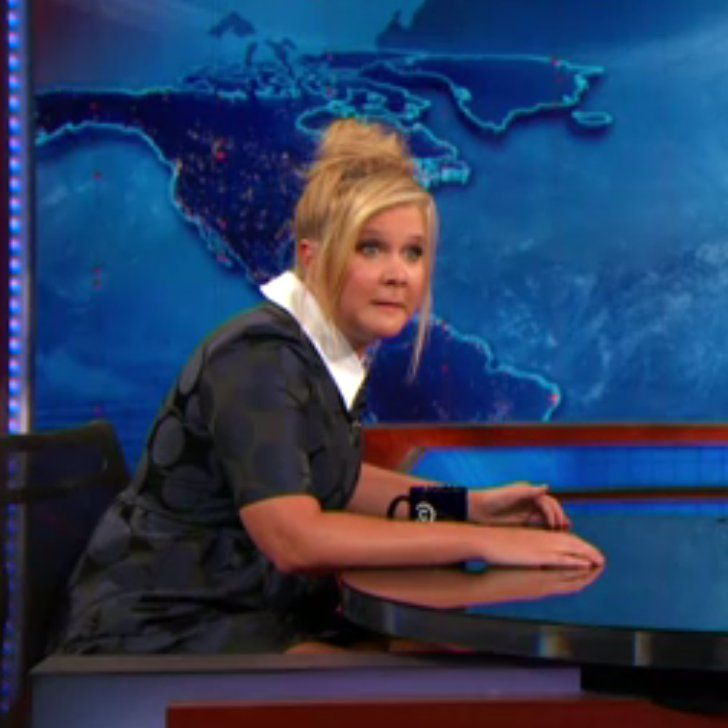 Amy Schumer Reveals Hilarious Details About Her Vacation With Jennifer Lawrence