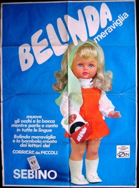 bambola belinda sebino - Cerca con Google