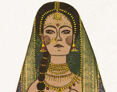 "Check out new work on my @Behance portfolio: ""Shahrazad"" http://be.net/gallery/53229231/Shahrazad"