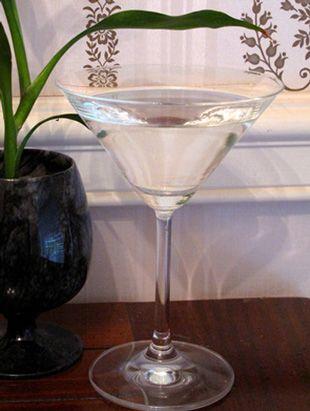 WHITE COSMOPOLITAN ~ 1 cup White-cranberry juice, 4 ounces Vodka, 2 ...