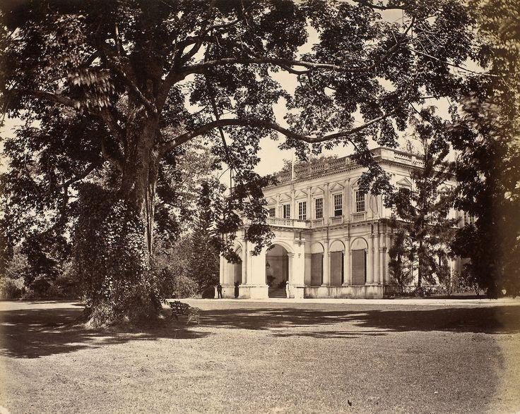 Pavilion, Kandy, 1881-82