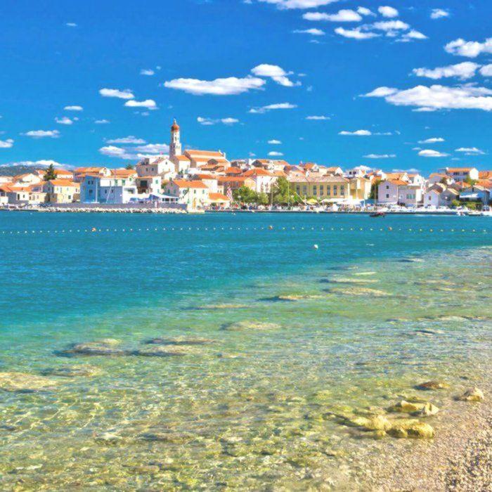 Ihr idyllischer Strandurlaub in Kroatien: 4 Nächte in einer Ferienwohnung mit Flug …   – Urlaub kroatien