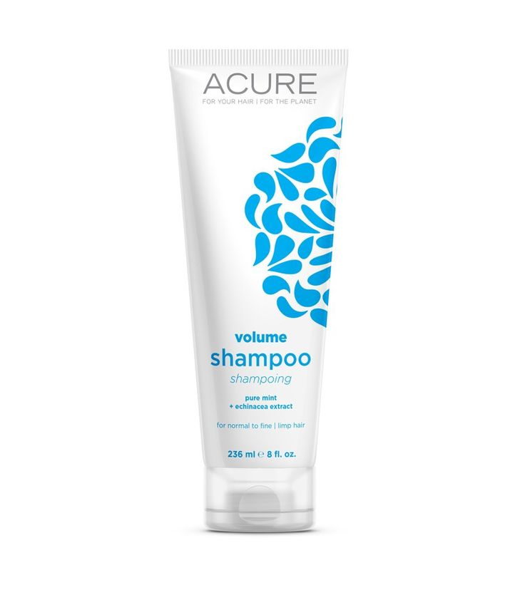 Acure Volume Shampoo Mint (235ml)