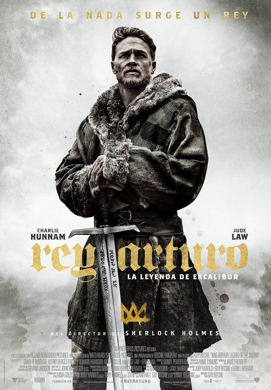 2017 - Rey Arturo: La leyenda de Excalibur - King Arthur: Legend of the Sword