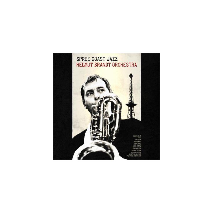 Helmut Brandt Orchestra - Spree Coast Jazz (Vinyl)