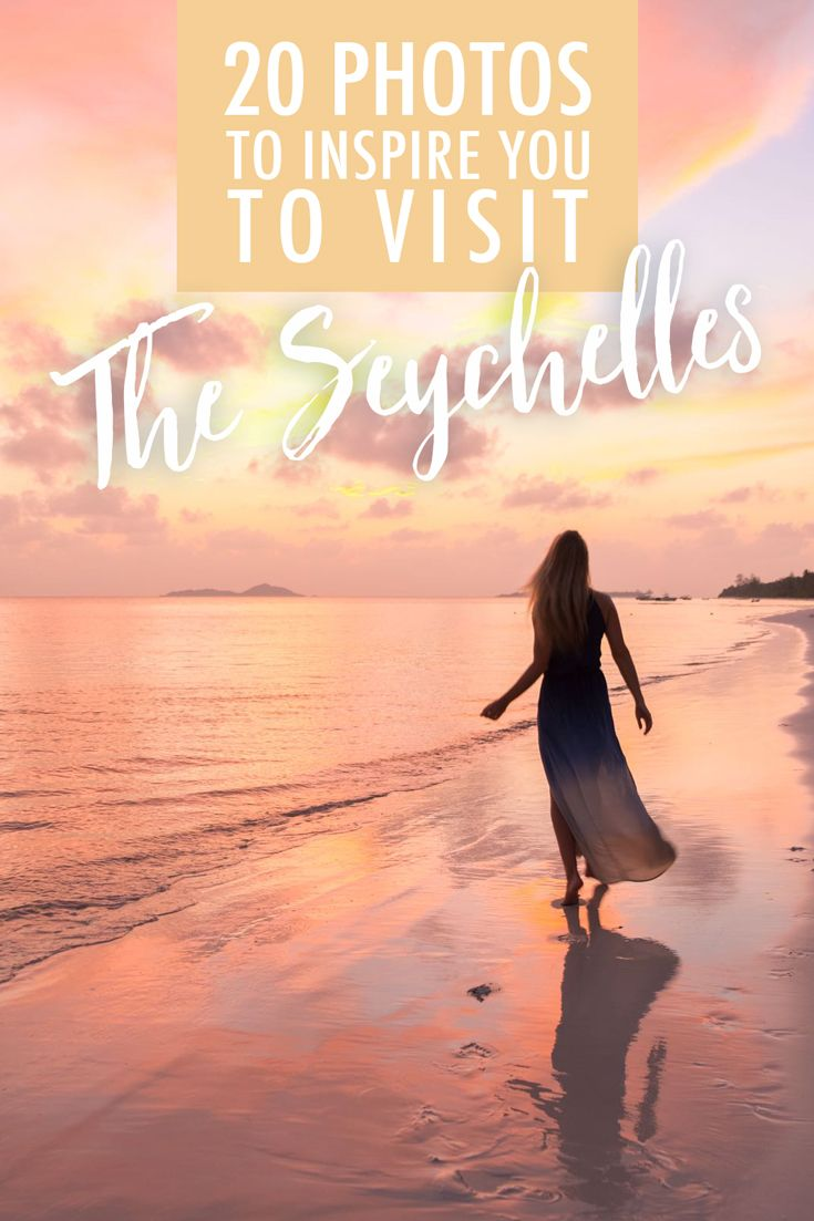 20 Photos to Inspire You to Visit The Seychelles