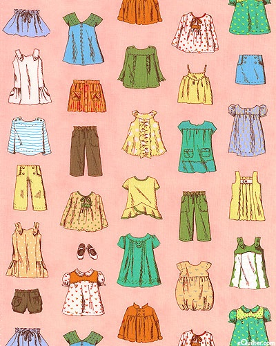 Cape Ann - All My Outfits - Candy Pink
