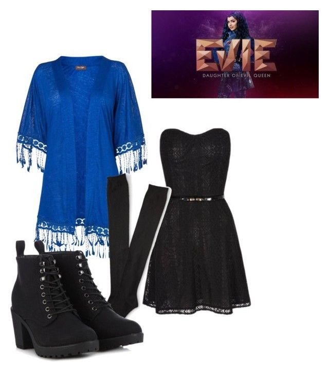 Modern Evie From Descendants Fashion Disney Themed