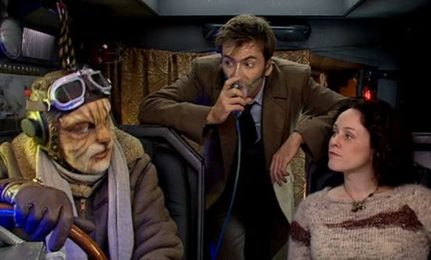 Bill's foster mum has been in Doctor Who before #DoctorWho